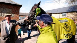 Trevor Hemmings and Many Clouds