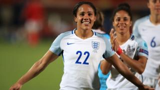 England beat spain