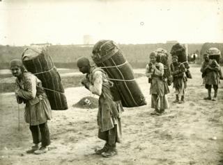 غرب ایران، حدود ۱۹۰۰، عکاس: آنتوآن سوروگین