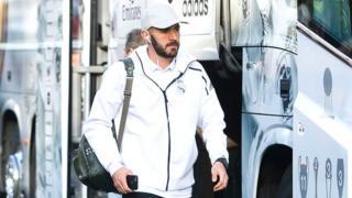 Dans une interview au journal L'Equipe publiée mardi Benzema s'en est violemment pris à lui.