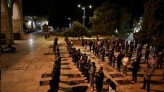 مسجد الاقصی از دو ماه پیش به روی عبادت کنندگان بسته بود