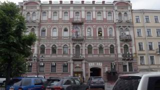 Qunsuliyada Mareykanka ee ku taalla St Petersburg ayaa la xiray