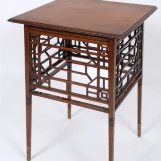 The Victorian coffee table that sold for £17,360