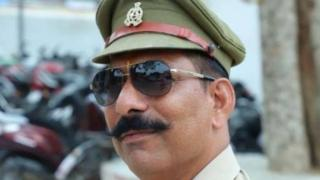 Police officer Subodh Kumar Singh