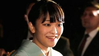 जापान की राजकुमारी माको