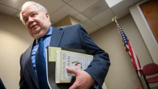 Russian ambassador to the US, Sergei Kislyak