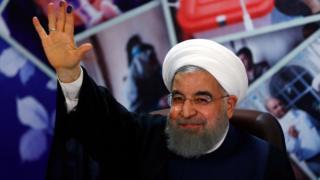 Hasan Ruhani ikinci kez cumhurbaşkanı seçilebilmek için adaylığını koydu