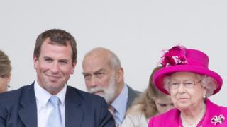 Peter Philips və II Elizabeth