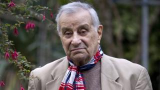 Arsène Tchakarian, 2011 file pic