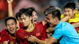 Tuyển U22 bóng đá nam của Việt Nam