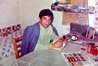 """Tuba Aydemir'in babası: """"Kitaplarımız, kaset çalarımız hazır... Dersimiz Almanca!"""""""