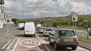 Carmarthen Road, Swansea