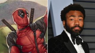 Deadpool and Donald Glover