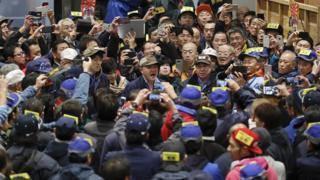 Japan sushi tycoon pays record tuna price
