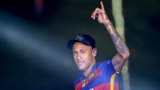 Neymar, 23 May