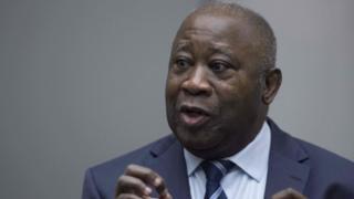 Laurent Gbagbo w'imyaka 73 y'amavuko, yashinjwaga ibyaha byibasira inyoko-muntu