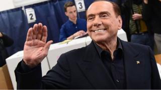 Сільвіо Берлусконі є лідером провідної партії у правій коаліції, якій опитування пророкують перемогу на виборах в Італії