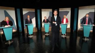 Leaders' debate