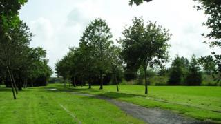 Parc Coed Bach in Pontarddulais