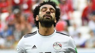 لیور پول کے سٹار کھلاڑی اور مصری ٹیم کے ہیرو محمد صلاح