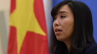 Việt Nam vừa chính thức phản đối Trung Quốc về vụ chìm tàu đánh cá