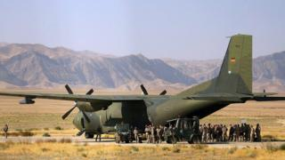 Ciidama ka mid ah NATO oo ku sugan Afqaanistaan 2006-dii