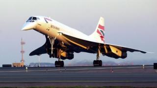 Ever since Concorde