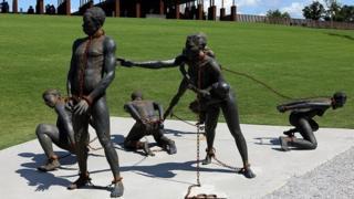 అమెరికాలో బానిసత్వం