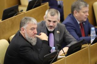 Делимханов, Чечня, Дума