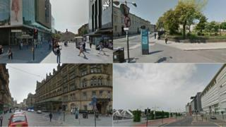 St Enoch, Blythswood, Central and Broomielaw