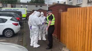 Police in Glenrothes