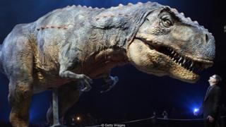 Khủng long từng tồn tại trên Trái Đất cho tới khi bị tuyệt chủng hồi 66 triệu năm trước