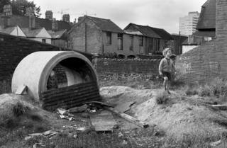 in_pictures Dalston, 1971