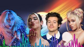 Lady Gaga, Dua Lipa, Harry Styles and Doja Cat