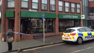 Lloyds Bank in Headington