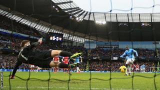 Man City kukabiliana na Arsenal EPL