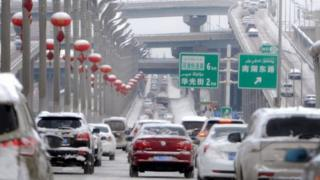 Autos en China