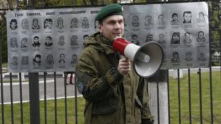 Осмаев возглавлял Международный миротворческий батальон им. Джохара Дудаева