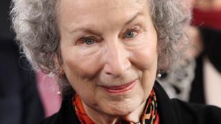 Author Margaret Atwood