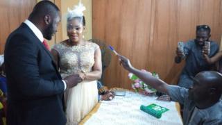 Ikoyi Marriage registry