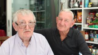Paul Graham and Rodney Whittaker