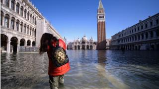 science Venice floods