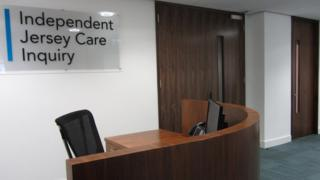 The Independent Jersey Care Inquiry lobby