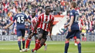 Mkenya Victor Wanyama alipokuwa anachezea Southampton