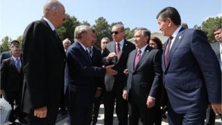 Марказий Осиё лидерлари