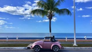 मेक्सिको का कार प्रेम