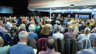 SNP assembly in Edinburgh