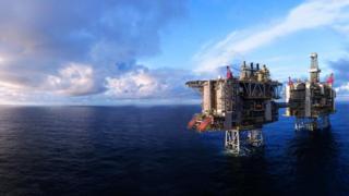 BP oil rigs