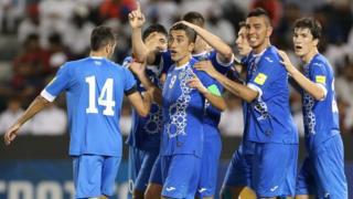 Oʻzbekiston futbolchilari