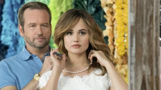 Dallas Roberts, Debby Ryan